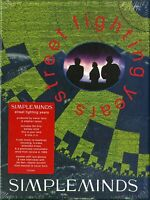 Simple Minds - Street Fighting Years CD Box Set