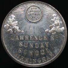 More details for lawrence st. sunday school birmingham, reward of superior merit medal | km coins