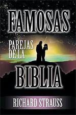 Famosas Parejas de la Biblia, Strauss, Richard, Good Condition, Book