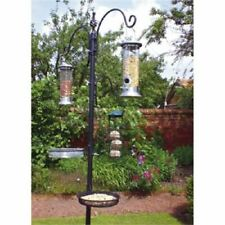 More details for new traditional bird feeding feeder feed station water bath seed tray hanging