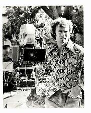 Vintage 1971 PLAY MISTY FOR ME Original 7.5 X 9.5 CLINT EASTWOOD Candid ON SET!