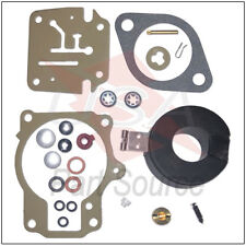 396701 Carb Repair Rebuild Kit With Float Fits 25hp Johnson Evinrude Outboard