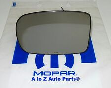 NEW 2011-2017 Dodge Charger (LH) DRIVER Side NON HEATED Mirror Glass, OEM