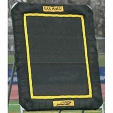 Brine Lacrosse Lax Rebound Wall Replacement Mat (3 x 4-Feet, Black), New