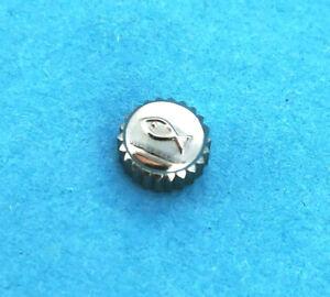 IWC Ersatzteil Original Yacht Club Krone Stahl 5,6 mm