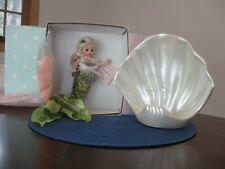 "New ListingMadame Alexander Little Mermaid 8"" doll with Shell"
