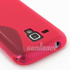 For Samsung Galaxy S Duos 2, S7582 S7580 TPU Gel Case Cover Skin