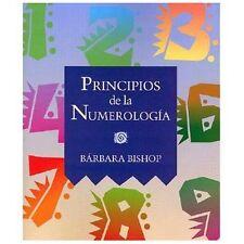 Principios de la Numerologia by Barbara J. Bishop (2001, Paperback)