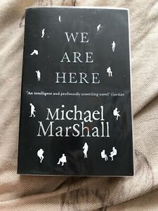 We Are Here by Michael Marshall (Paperback, 2014)