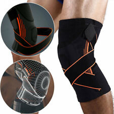 Full Knee Compression Knee Support Sleeve Bandage Strain/Sprain Injury Running