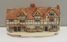 More details for unusual hazle ceramics shakespeare's birthplace money box nation of shopkeepers