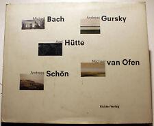 LANDSCAPES/ANDREAS GURSKY/BACH/HUTTE/SCHON/VAN OFFEN/ED RICHTER VERLAG/1998