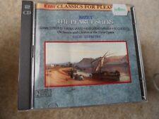 BIZET - The Pearl Fishers -Paris Opera -2 CD EMI Georges Pretre (Vanzo/Cotrubas)