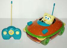SpongeBob Krabby Patty Remote Control Car Kids Toy Car