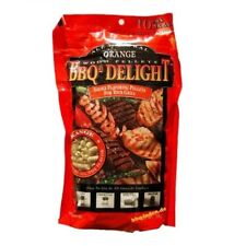 BBQr's Delight All Natural Orange Wood Pellets