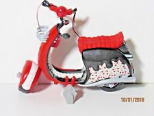Monster High Dolls Ghoulia Yelps Scooter With Backpack