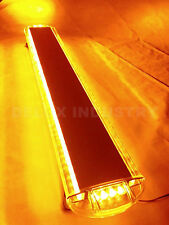 "51"" 96 LED LIGHT BAR RECOVERY BEACON WARN TOW TRUCK PLOW RESPONSE STROBE AMBER"