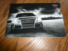2007 Audi A3 A4 A4 Avant A6 A8R8  RS4 S4 S6 S8 Avant  TT Roadster Coupe Q7