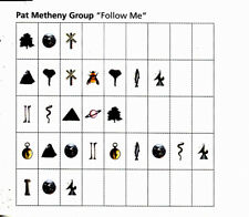 PAT METHENY GROUP - FOLLOW ME CD SINGLE 2 TRACKS PROMO 1997 EXCELLENT CONDITION