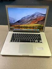"2011 Apple MacBook Pro 15"" 2.3Ghz i7 4GB RAM 750GB - Anti Glare Screen - Nice!"
