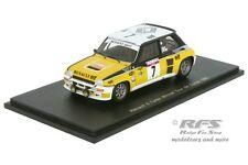 Renault 5 turbo-rallye tour de Corse 1982-ragnotti - 1:43 spark 3862