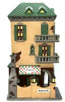 Department 56Heritage Village Collection Christmas In The City Series Little Ita