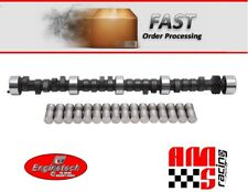 CHEVY SBC 305 327 350 HP RV 488/509 HYDRAULIC FLAT TAPPET CAM CAMSHAFT & LIFTERS