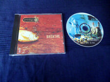 CD The Prodigy BREATHE Their Law (LIVE) Poison (LIVE) The Trick Keith Flint 1996