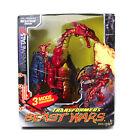 Vintage Transformers Beast Wars Transmetals 2 Megatron Dragon MISB
