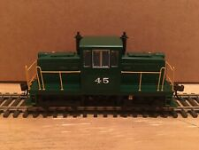 HO Bachmann Spectrum Green 45 Ton Switcher Diesel Locomotive #45 DC/DCC Equipped