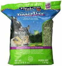 ** Vitakraft Timothy Hay, Premium Sweet Grass Hay, 100% American Grown, 56 Ounce