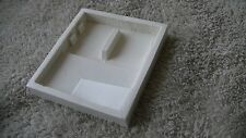 MILEPOST ,ONE PIECE, SMALL STONE ASH PIT ,RESIN CAST    ,ON30 ,ON3,
