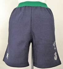 IRELAND RUGBY NAVY FLEECE SHORTS BY CANTERBURY SIZE ADULTS EXTRA SMALL BRAND NEW