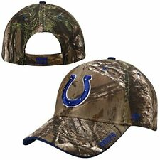 cheap for discount db819 93892  47 BRAND Indianapolis Colts Realtree Camo Frost Adjustable Hat.