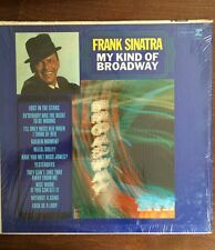 Frank Sinatra MY KIND OF BROADWAY F-1015/1965 Original Mono
