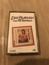 Rare Original Album Cassette - Eric Burden And The Animals - 1975 Compilation