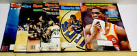 Vintage Sports Illustrated Nba Lot Of Six, Dominique Wilkins Bernard King & More