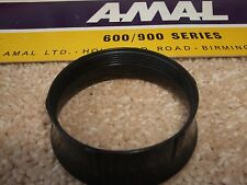 Amal Concentric Caburettor NOS Plastic Velocity Stack 928/066 Black One only # *