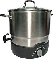Ball FreshTech Electric Water Bath Canner, Silver 195252