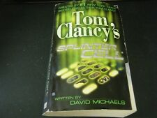 Tom Clancy's Splinter Cell by David Michaels and Tom Clancy (2004, Paperback)