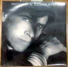 MORANDI GIANNI MINGARDI MOGOL TOZZI LE ITALIANE SONO BELLE LP SEALED 1987