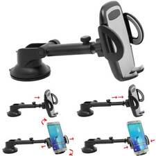 Auto Handyhalterung für Glas Frontscheibe Handy Halterung für iPhone Samsung LG