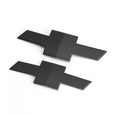 Black Chevrolet Car Front Grille Trunk Lid Emblem Badge for Chevrolet Equinox