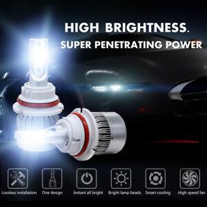 1850W 277500LM LED Headlight Kit 9004 HB1 Hi/Lo Beam Bulb White 6000K High Power