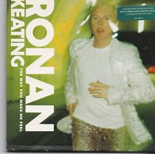 Ronan Keating-The Way You Make Me Feel cd maxi single incl poster cardsleeve