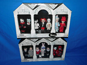 Living Dead Dolls Minis Mausoleum Series 1 & 2 2003 Box Set Spencers Exclusive