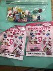 HELLO KITTY Mini-figure 2 Blind Packs New 10826 Mega Bloks Unopened Bonus