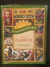 NEW SEALED KIT Charles Darwin The Life of a Naturalist Scientific Explorer 1995