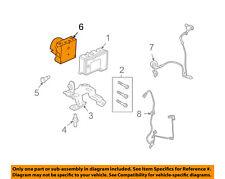 FORD OEM ABS Anti-lock Brakes-Modulator Valve BE5Z2C215A