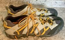 MERRELL WATER PRO ULTRA mens RUNNING TRAINING SHOES BLACK YELLOW size 13